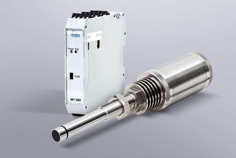 Durchflussmesser MF 3000