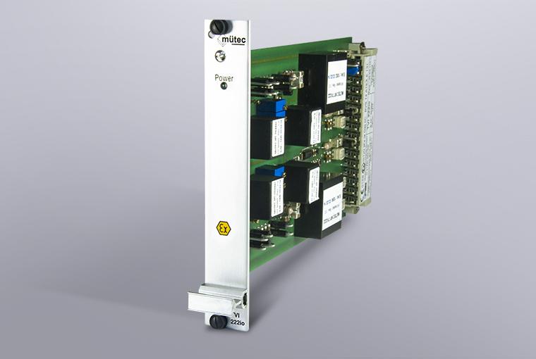 analoger Signaltrenner TVI 222io