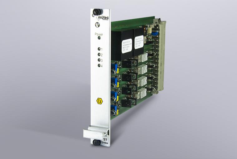Ventilsteuerbaustein VST 240io