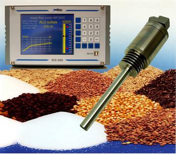 Exakte Dosierung mit dem Durchflussmesssystem MF3000