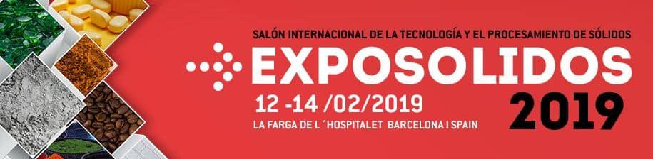 EXPOSOLIDOS 2019